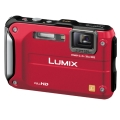 Panasonic (パナソニック) LUMIX DMC-FT3 スパーキーレッド