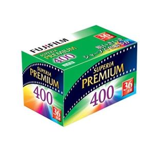 SUPERIA PREMIUM 400 135/36枚撮り
