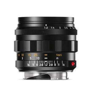 Leica (ライカ) ノクティルックス M50mm F1.2 ASPH. ブラックアルマイト