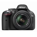 Nikon (ニコン) D5200 18-55 VR レンズキット ブラック