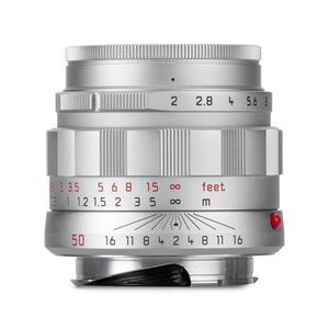 Leica (ライカ) アポズミクロン M50mm F2.0 ASPH. LHSA シルバー メイン