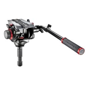 プロフルードビデオ雲台75mm 504HD