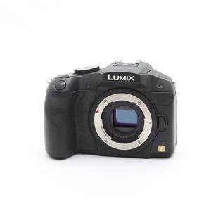 LUMIX DMC-G6 ボディ ブラック