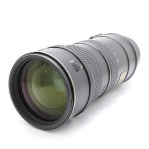 AF-S VR ED 70-200mm F2.8 G(IF) ブラック