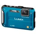 Panasonic (パナソニック) LUMIX DMC-FT3 スプラッシュブルー