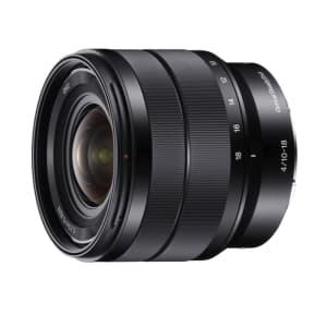 SONY (ソニー) E 10-18mm F4 OSS SEL1018 メイン
