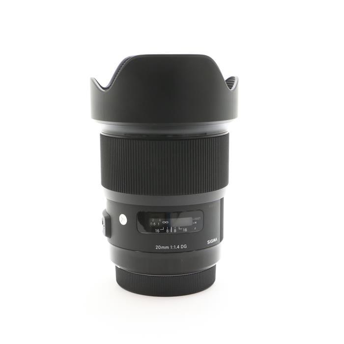 Art 20mm F1.4 DG HSM(キヤノン用)