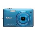 Nikon (ニコン) COOLPIX S5200 スカイブルー