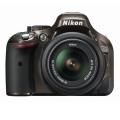 Nikon (ニコン) D5200 18-55 VR レンズキット ブロンズ