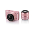Nikon (ニコン) Nikon 1 S1 ダブルズームキット ピンク