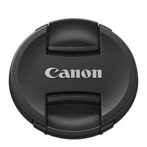 Canon (キヤノン) レンズキャップ E-77II メイン