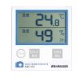 HAKUBA (ハクバ) 温度計付き湿度計 C-51D