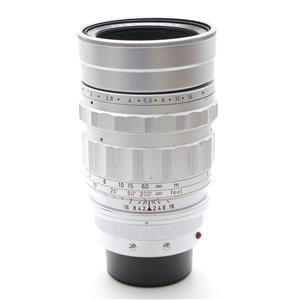ズミクロン L90mm F2 レンズフード付 シルバー