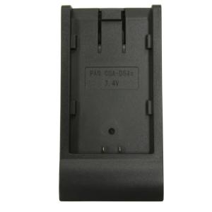パナソニック製CGA-D54sバッテリー対応プレート PANCGAD54s