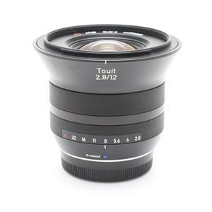 Touit 12mm F2.8(フジフイルムX用)