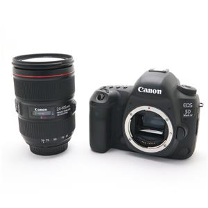 Canon (キヤノン) EOS 5D Mark IV EF24-105L IS II USM レンズキット メイン