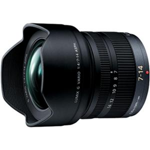 LUMIX G VARIO 7-14mm F4.0 ASPH.