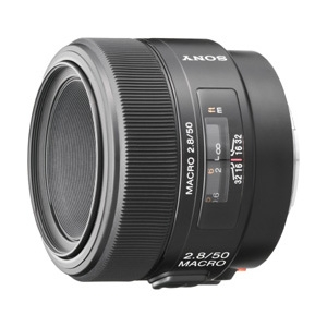 50mm F2.8マクロ SAL50M28