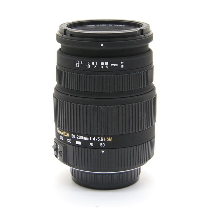 50-200mm F4-5.6 DC OS HSM (ペンタックス用)