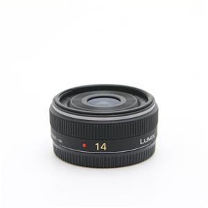 LUMIX G 14mm F2.5 ASPH.