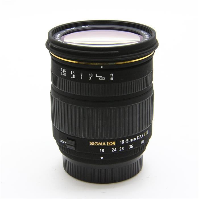 AF 18-50mm F2.8 EX DC (ニコン用)