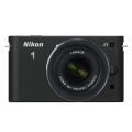 Nikon (ニコン) Nikon 1 J1 標準ズームレンズキット ブラック