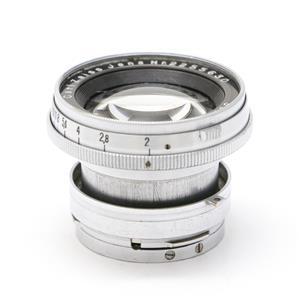 Sonnar 50mm F2 (Contax C)