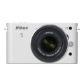 Nikon (ニコン) Nikon 1 J1 標準ズームレンズキット ホワイト