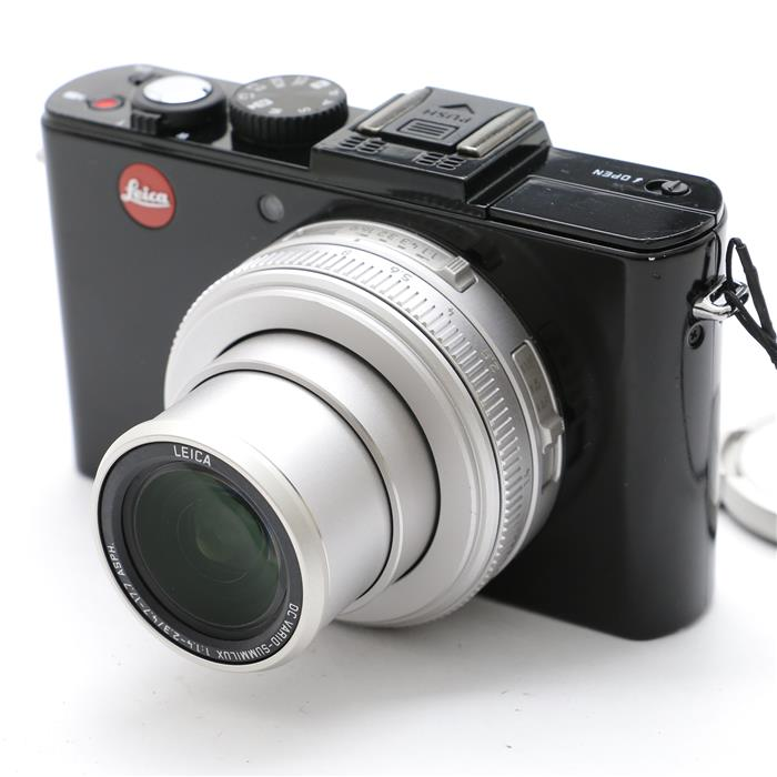 D-LUX6 グロッシーブラックシルバー
