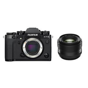 FUJIFILM (フジフイルム) X-T3 ブラック+フジノン XF 35mm F1.4 Rセット メイン