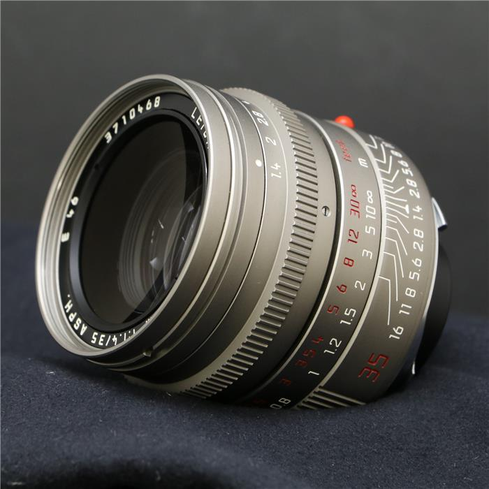 ズミルックス M35mm F1.4 ASPH
