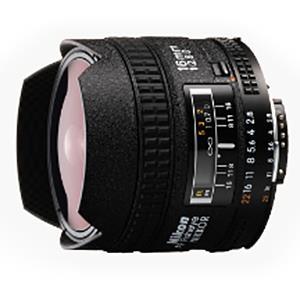 Ai AF Fisheye-Nikkor 16mm F2.8D