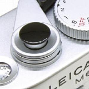 オリジナルMボタン ブラックペイント(無地)