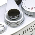 MAPCAMERA (マップカメラ) オリジナルMボタン ブラックペイント(無地)