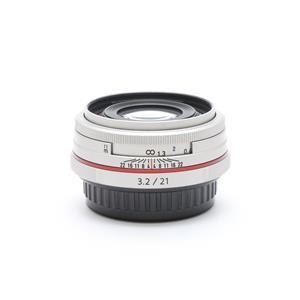HD DA21mm F3.2AL Limited シルバー