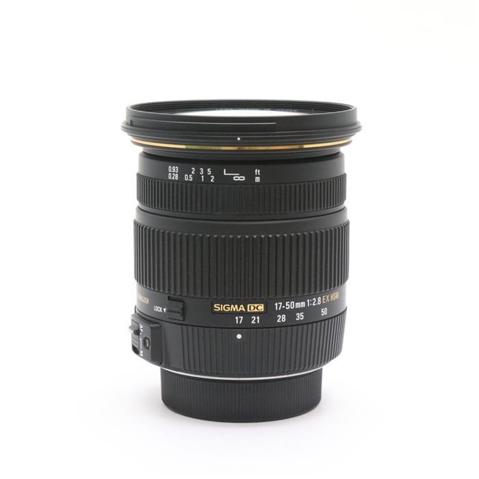 17-50mm F2.8 EX DC OS HSM (ニコン用)