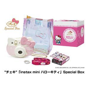 FUJIFILM (フジフイルム) チェキ instax mini ハローキティ Special Box メイン