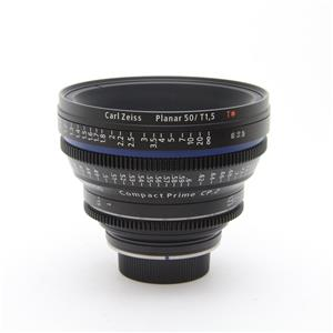 Compact Prime CP.2 50mm T1.5 (ニコンF用)