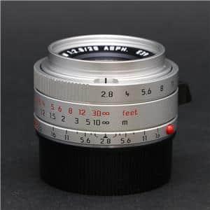 Leica (ライカ) エルマリート M28mm F2.8 ASPH (6bit) シルバー メイン