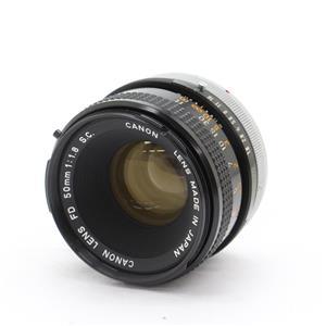 FD50mm F1.8 S.C. (I)