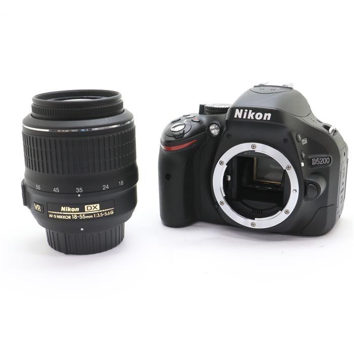 D5200 18-55 VR レンズキット