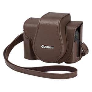 (新品)Canon (キヤノン) ソフトケース CSC-G10 ブラウン(商品ID ...