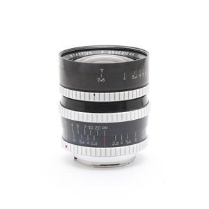 アンジェニュー 35mm F2.5 (エキザクタ)