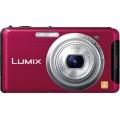 Panasonic (パナソニック) LUMIX DMC-FX90-R レッド