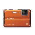 Panasonic (パナソニック) LUMIX DMC-FT2 サンライズオレンジ