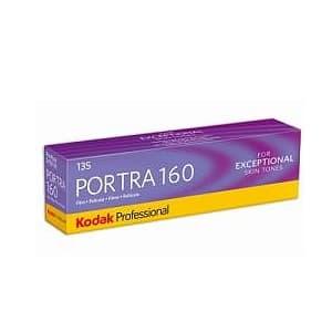 PORTRA 160 135 36枚撮り 5本パック