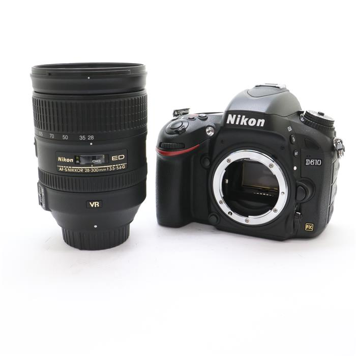 D610 28-300 VR レンズキット