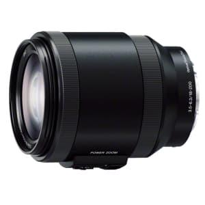 SONY (ソニー) E PZ 18-200mm F3.5-6.3 OSS SELP18200 メイン