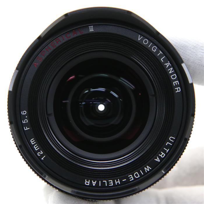ULTRA WIDE-HELIAR 12mm F5.6 Aspherical III E-mount (フルサイズ対応)