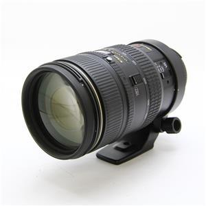AF VR Zoom-Nikkor 80-400mm F4.5-5.6D ED
